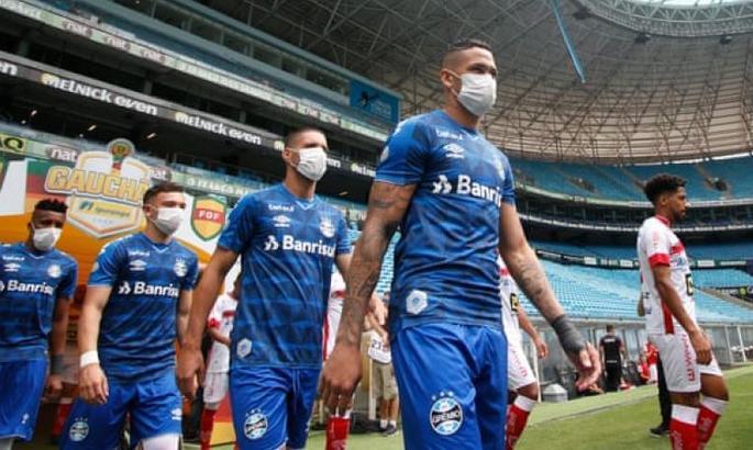 Лишь в двух клубах бразильской Серии А нет больных на COVID-19 - статистика