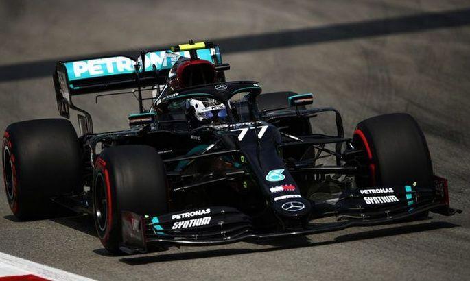 Формула-1. Боттас побеждает в последний Практике Гран-при Германии