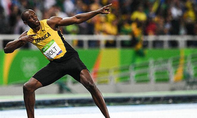 4 года назад Болт установил уникальный рекорд в истории спорта. ВИДЕО