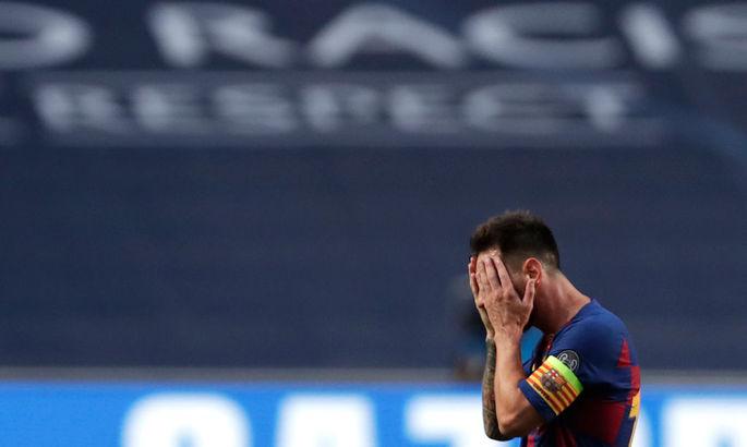 """Историческое """"достижение"""": Барселона впервые за 74 года пропустила восемь голов"""