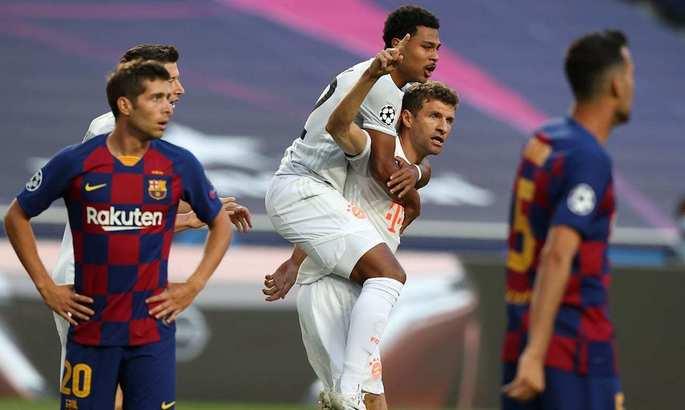 Тренер Баварії назвав найкращого гравця матчу за підсумками розгрому Барселони
