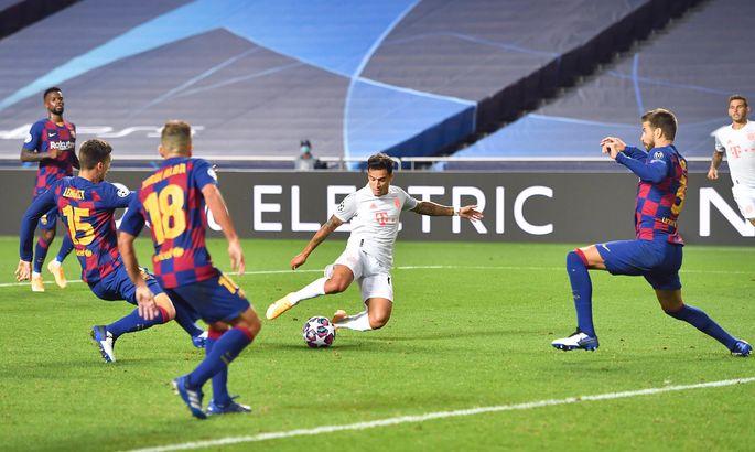 Герой футбольного дня. Филиппе Коутиньо
