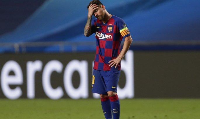 Месси собирается покинуть Барселону в 2021 году –СМИ