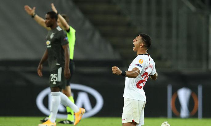 Севилья - Манчестер Юнайтед 2:1. Обзор матча и видео голов