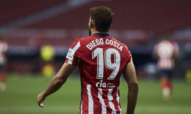 СМИ: Диего Коста продолжит карьеру в Милане