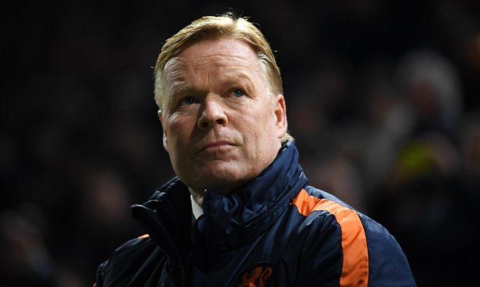 Федерация футбола Нидерландов получит компенсацию от Барселоны за переход Кумана