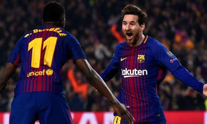 Неприкасаемые. Барселона не собирается продавать Месси, Дембеле и Гризманна