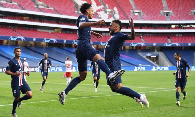 РБ Лейпциг - ПСЖ 0:3. Париж феерически выходит в финал Лиги чемпионов