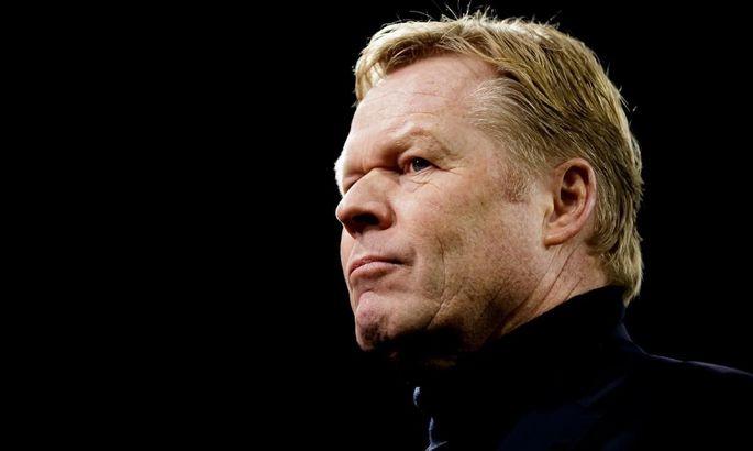 Куман прокомментировал назначение в Барсу – стало известно, кто заменит Рональда в сборной Нидерландов