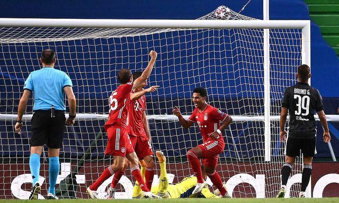 Бавария вышла в финал ЛЧ, а Куман возглавил Барсу. Главные новости от 19 августа