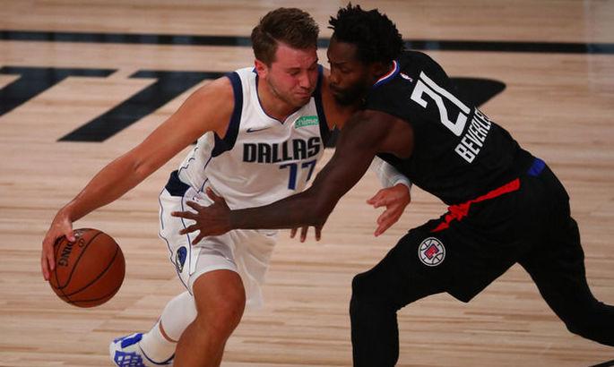 ЛеБрон и Дончич – в первой символической сборной сезона в НБА