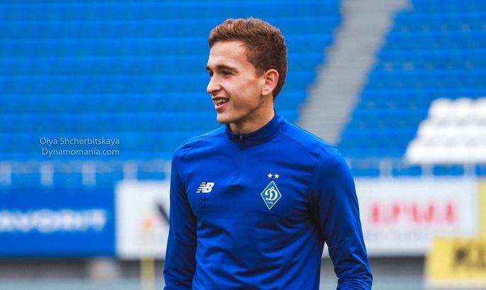 20-летний защитник Динамо вернется в ФК Львов