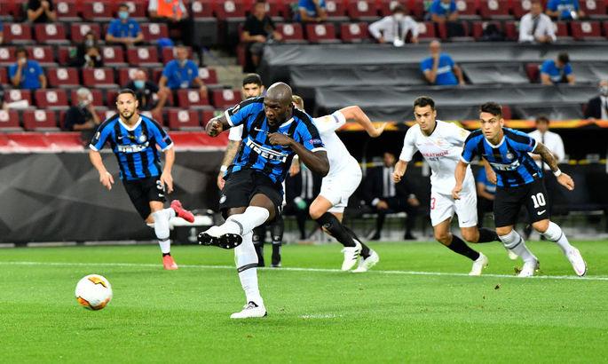 Севилья - Интер 3:2. Видео голов и обзор матча