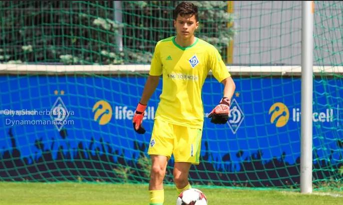 Ингулец подписал вратаря из Динамо U-21