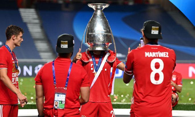 Швейцарская система. Как в 2024 году будет выглядеть Лига чемпионов