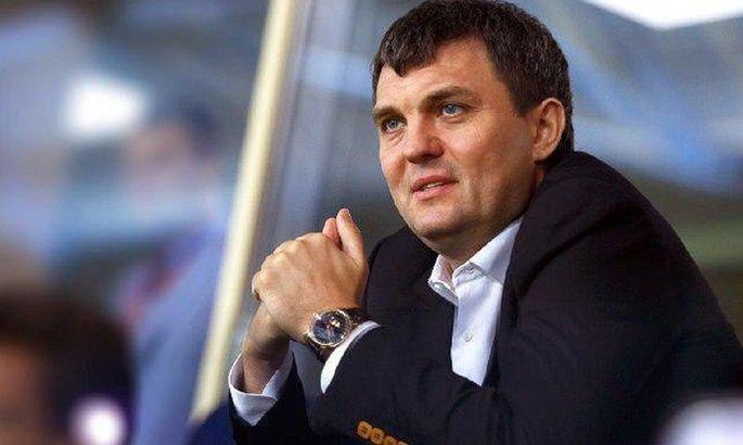 Источник: Суркис ведет переговоры с Красниковым о возвращении в Динамо
