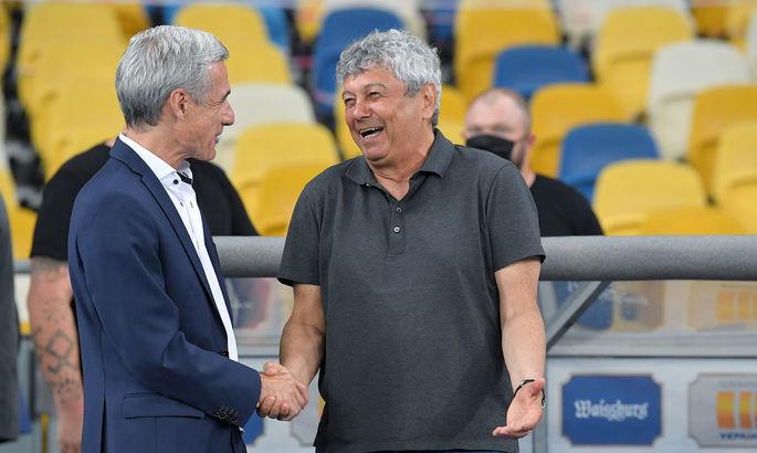 Цыганык: Если Шахтер проиграет чемпионат Луческу, контракт с Каштру продлен не будет