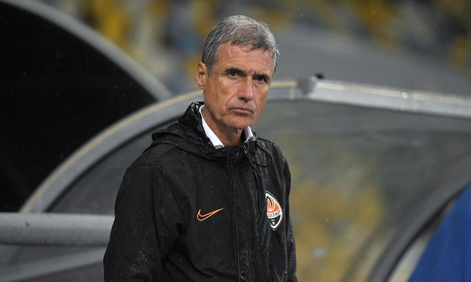 Каштру: Я вважаю за краще думати про перемоги над Реалом, ніж про поразки від Боруссії