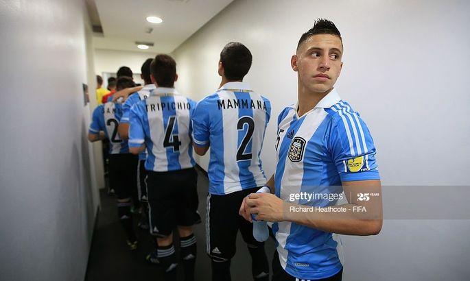 Львов подпишет аргентинского опорника Феррейру