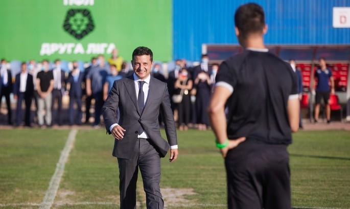 Вице-президент Кривбасса: Зеленский очень футбольный человек. Он играл в футбол