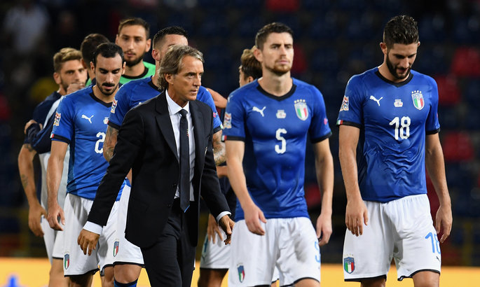 Дебют Бастони и возвращение Кьеллини. Италия объявила состав на Лигу Наций