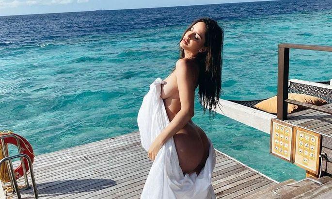 Неймар начал встречаться с сексуальной моделью, которая ушла от суперпопулярного певца. ФОТО