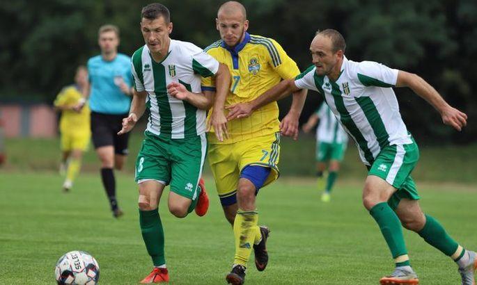 Тернопольская Нива и Полесье начинают сезон с побед в Кубке