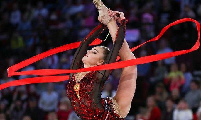 Художественная гимнастика. Сборная Украины завоевала командное первенство на домашнем Чемпионате Европы