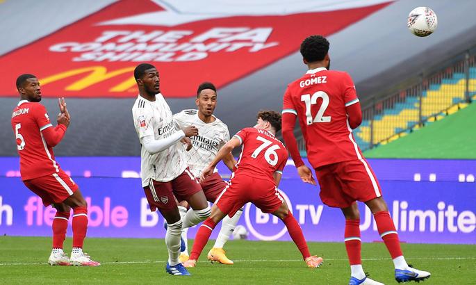 Арсенал - Ливерпуль 1:1 (пен. 5:4). Полуголый король - изображение 1