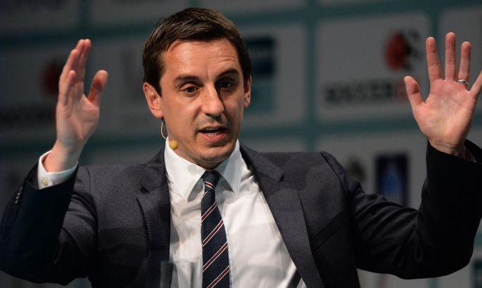 Невілл: Гравцям Лідса потрібно відійти в сторону на полі в матчі з Ліверпулем