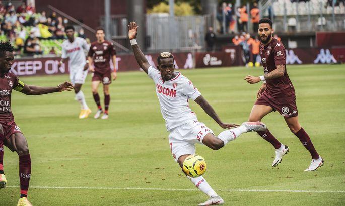 Лига 1. Бордо дал урок эффективности, а Монако и Лилль вспомнили катеначчо