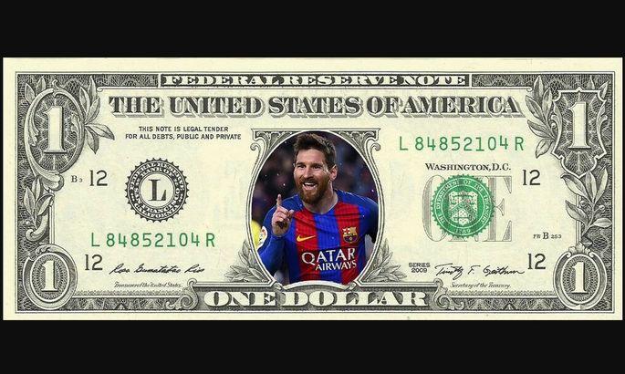 ЗМІ: Барселона прийняла рішення про скорочення зарплати Ліонеля Мессі