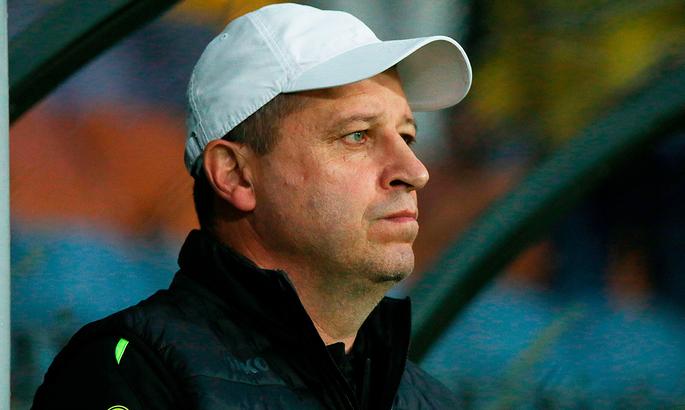 Юрий Вернидуб сравнил Зарю и Шахтер в очной встрече