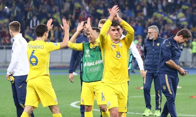 Україна - Швейцарія. Матчі збірних повернулися!