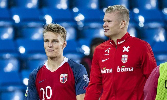 Норвегия - Австрия. Анонс и прогноз на матч Лиги Наций