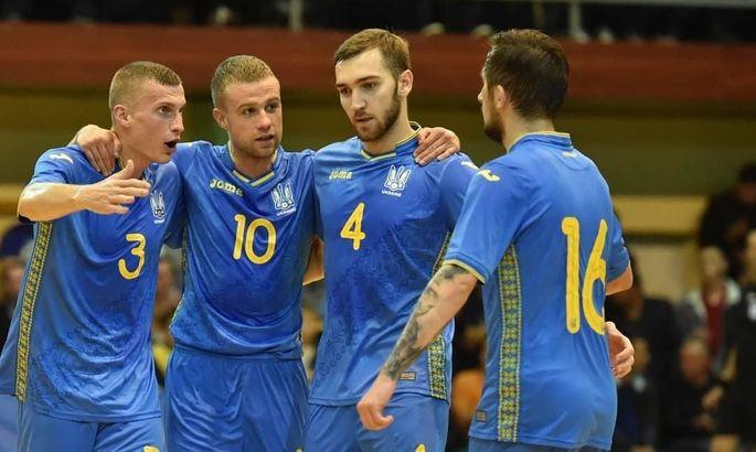 Футзал. Товарищеский матч Украина - Молдова. Смотреть LIVE, прямую трансляцию матча