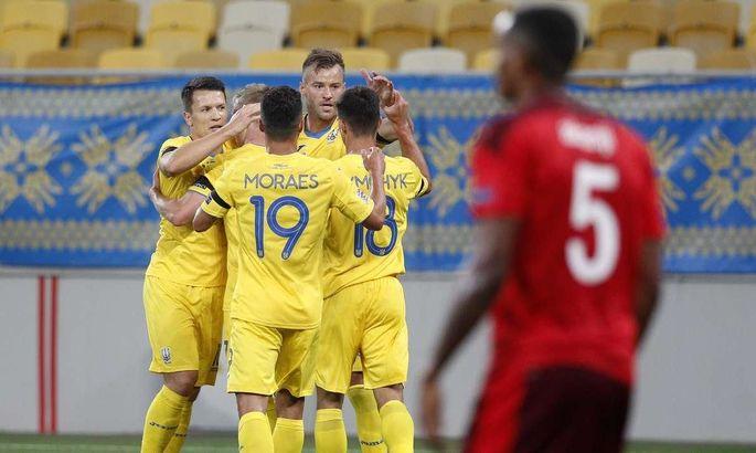 Севидов проанализировал конкуренцию сборной Украины со Швейцарией в Лиге Наций