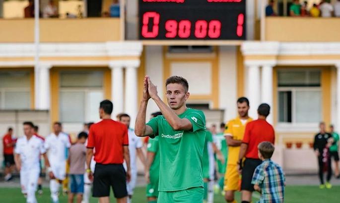 Экс-игрок Полесья объяснил, почему играл за команду из оккупированной Луганщины