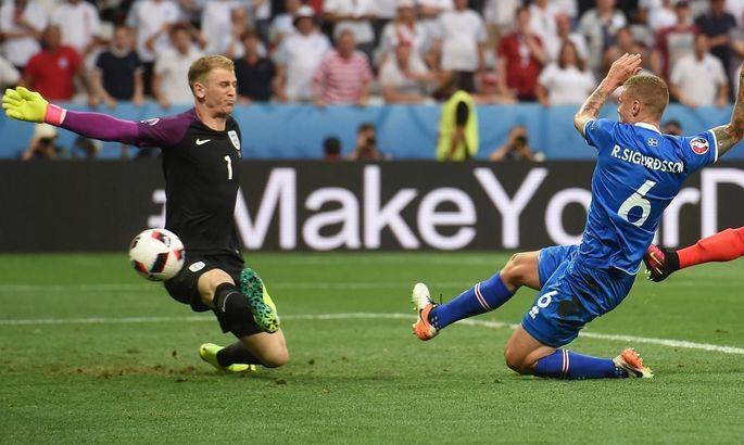 Месть трех львов как лучший подарок Саутгейту. Исландия – Англия. Анонс и прогноз матча Лиги наций