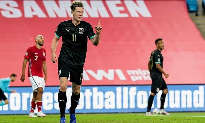Лига Наций. Норвегия - Австрия 1:2. Показательный матч для штаба Шевченко