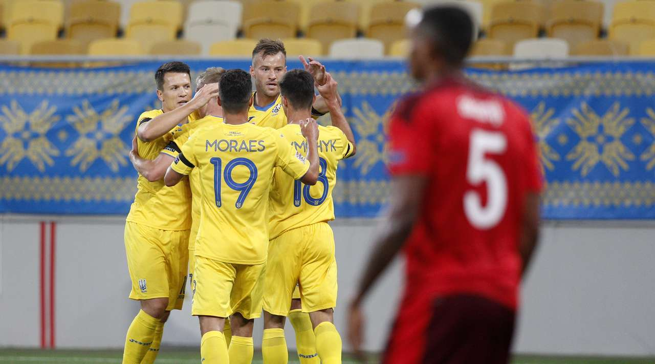 Испания - Украина. Анонс и прогноз на матч Лиги наций - изображение 1