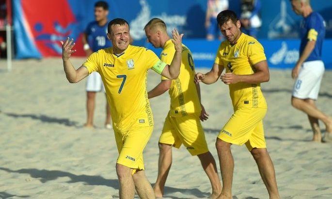 Сборная Украины разгромила Францию и заняла 3-е место в Евролиге