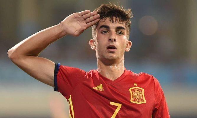 Атакующий игрок сборной Испании рассказал об указаниях Луиса Энрике на игру с Украиной