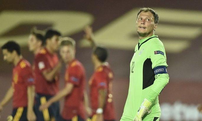 Севидов: Лучше проиграть 0:4 Испании, чем радоваться победам над Латвией или Сан-Марино
