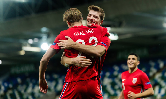 Лига Наций. Холанд тащит Норвегию, будущий соперник Украины оступается дома