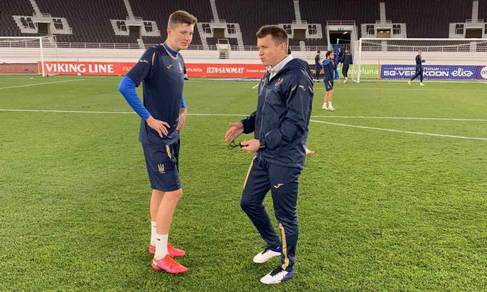 Segodnya Ukrainskaya Molodyozhka Provedyot Match S Finlyandiej ᐉ Ua Futbol