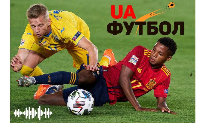 Пятов как заложник build-up'а или отсутствие плана Б. Обзор матча Испания – Украина. Подкаст №41