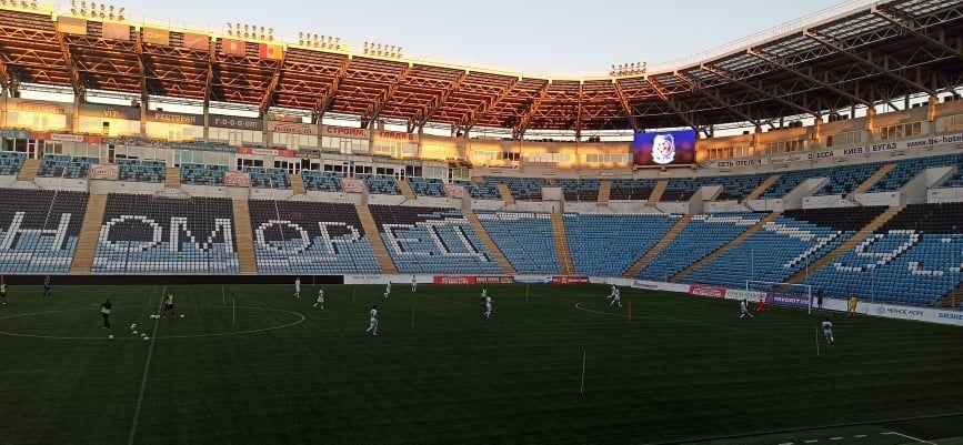 Черноморец представил новичков - изображение 1