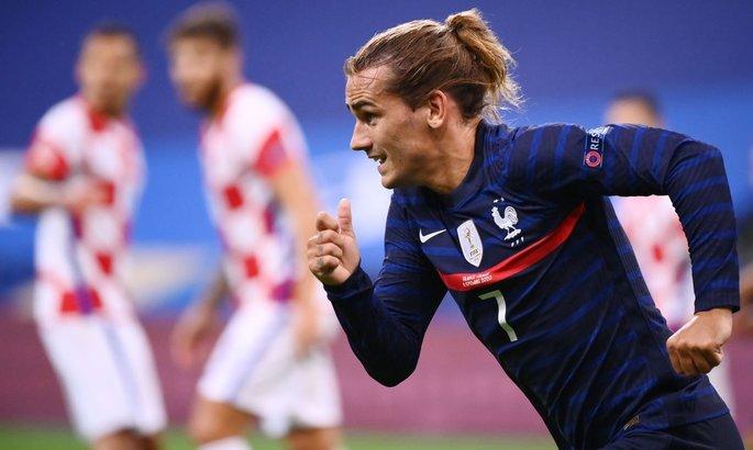 Маленький принц догоняет Зизу. Гризманн вышел на пятое место по голам за сборную Франции