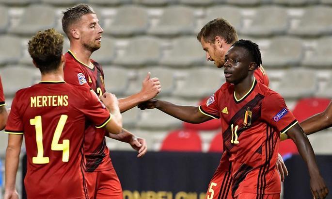 Бельгия - Исландия 5:1. Видео голов и обзор матча